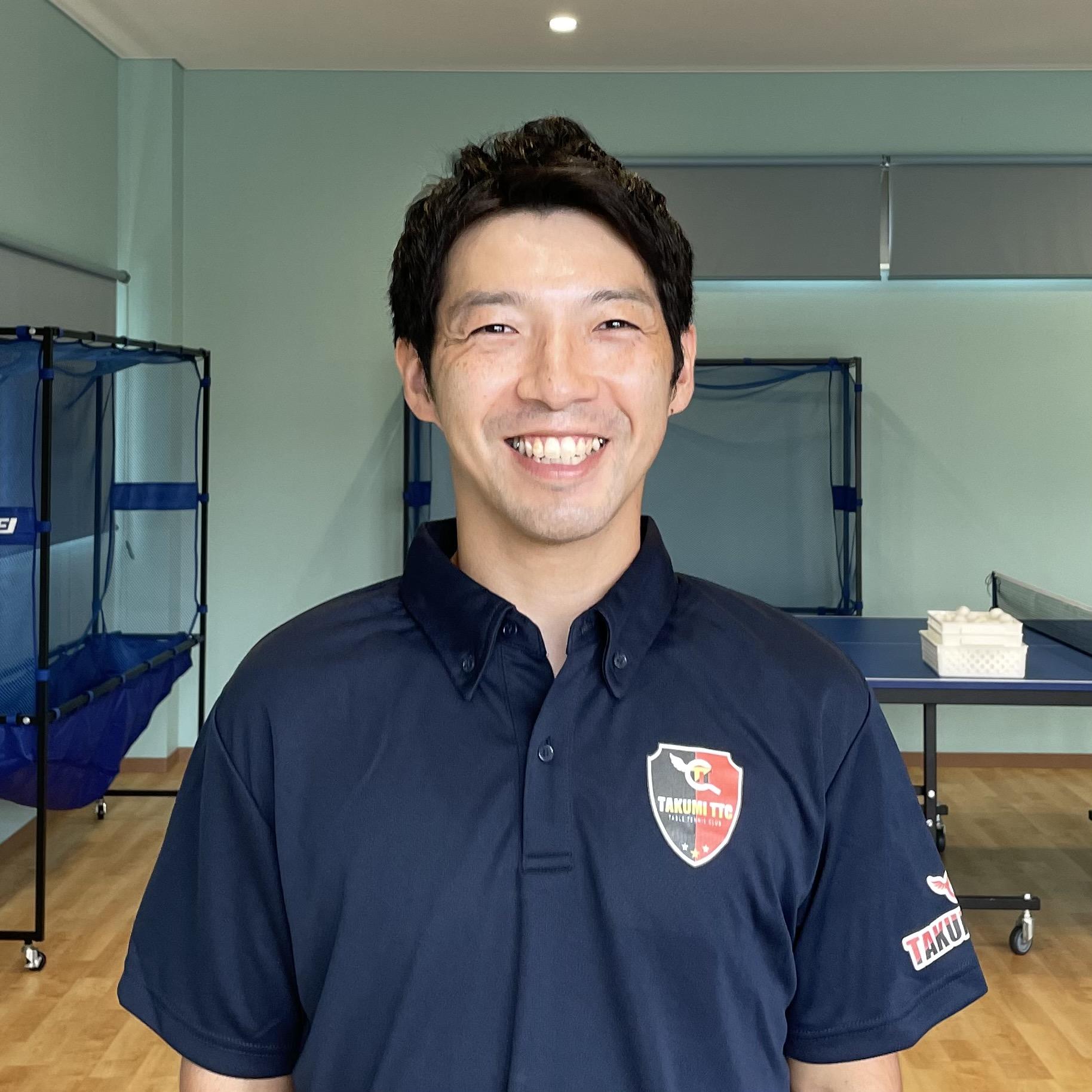 河田コーチ